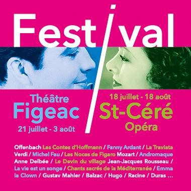 Festival de Figeac/St-Céré