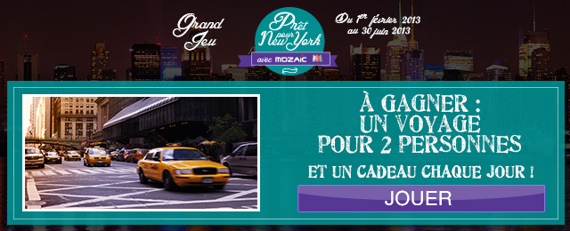 Grand Jeu New-York